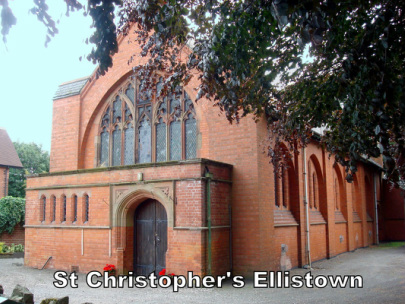 Picture of St. Christopher's Church Ellistown